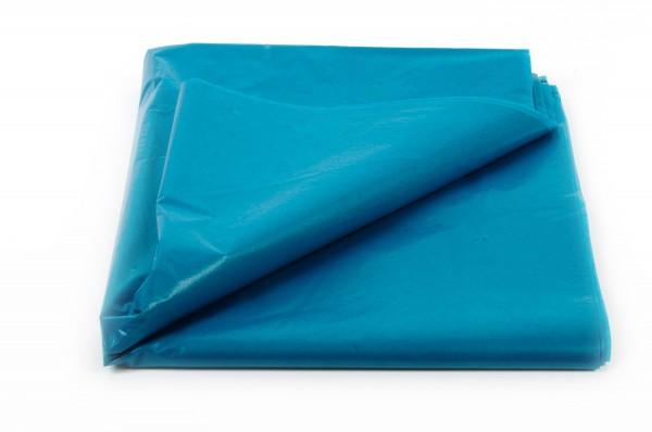 Funny Müllsäcke, blau, 240 Liter, 100 Stück, LDPE-Reg. Typ 80, lose abgepackt