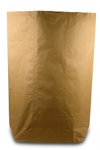 Funny Papiermüllsäcke, 120 Liter, unbedruckt, 25 Stück