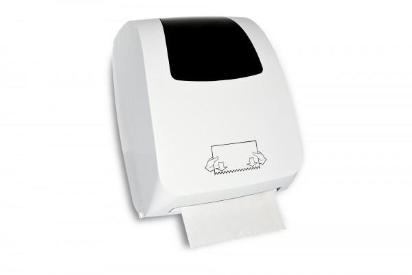 Funny Handtuchrollenspender Autocut, für 20 cm Rollenbreite, weiß