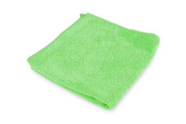 SemyTop Mikrofasertücher, grün, 30 x 30 cm, 10 Stück